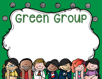 Groups By Colors