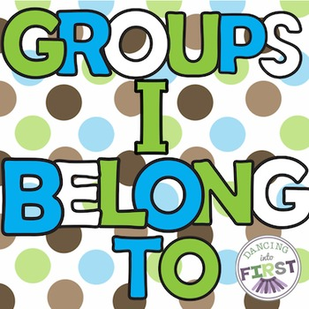 Groups I Belong To
