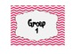 Groups Poster (chevron)