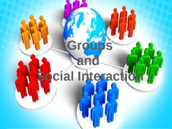 Groups and Social Interaction PPT