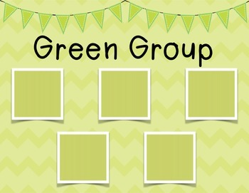 Groups are Fun (and Organized)