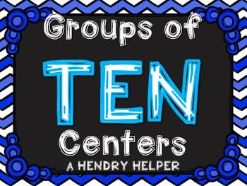 Groups of 10 BUNDLE