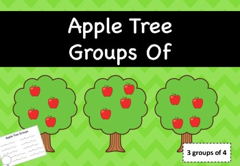 Groups of - Apple Trees