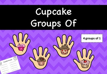 Groups of - Cupcakes