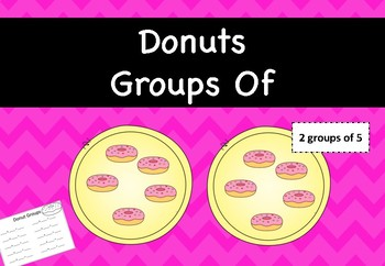 Groups of - Donuts