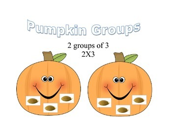 Groups of Pumpkin Seeds