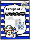 Groups of Ten Scoot Game