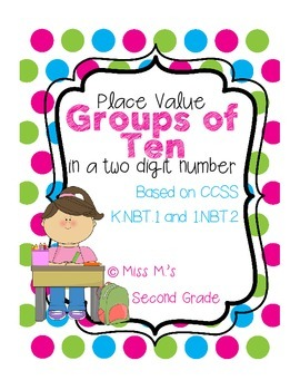Groups of Tens in a Two Digit Number