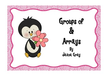 Groups of and Arrays - Multiplication