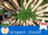 Groupwork Checklist