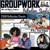 Groupwork Reflection Sheets (4)
