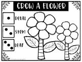 Grow A Flower Roll, Say, Color