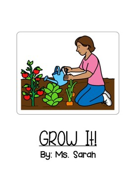 Grow It_Adapted Book on Flowers