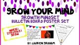 Grow Your Mind   Growth Mindset Bulletin Board Set