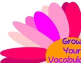 Grow Your Vocabulary Display