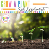 Grow a Plant Soil Experiment