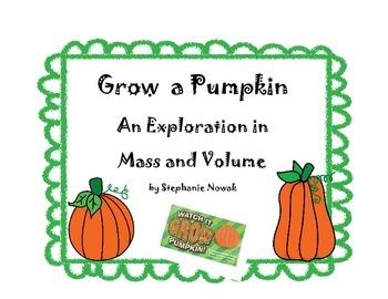 Grow a Pumpkin