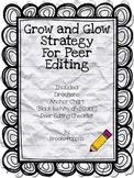 Peer Editing for Writing