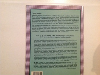 Grow safe health book grade 1-2