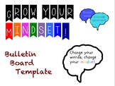 Grow your mindset Bulletin Board