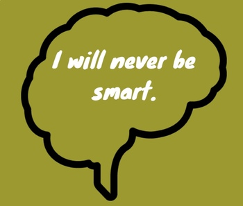 Grow your mindset Bulletin Board