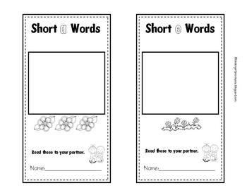 Growing A Word Garden (CVC Words): Part 2