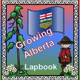 Growing Alberta Lapbook (Gr.4 Alberta Social Studies)