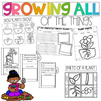 Growing All of the Things: A Plant Unit