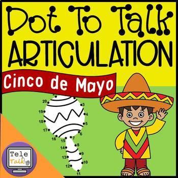 Growing BUNDLE of Dot To Talk Articulation Activities