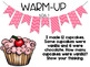 Growing BUNDLED Monthly Word Problem Warm-Ups & Printables 1.OA.1
