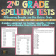 Pearson Reading Street Year Long Second Grade Spelling Tests