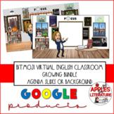 Growing Bundle Virtual Teacher Avatar High School English