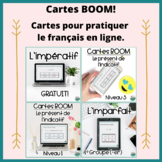 French BOOM Cards- Distance Learning