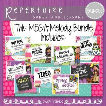 Mega Melody Bundle: Do Pentatonic