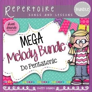 Mega Melody Bundle: Do Pentatonic
