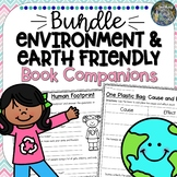 Growing Bundle - Environment and Earth Month Book Companions