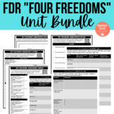 "Growing Bundle: FDR ""Four Freedoms"" Nonfiction Unit Bundle"