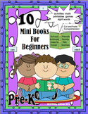 Sight Words guided reading books practice ELA Math Printab