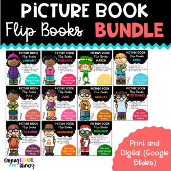 Picture Book Flip Books - Complete Bundle