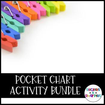 Growing Bundle Pocket Chart Activities