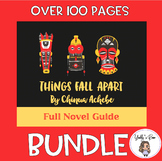 Complete Bundle: Things Fall Apart Novel Guide