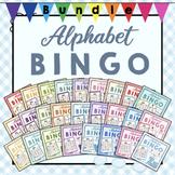 Growing Bundle of Alphabet Bingo Games