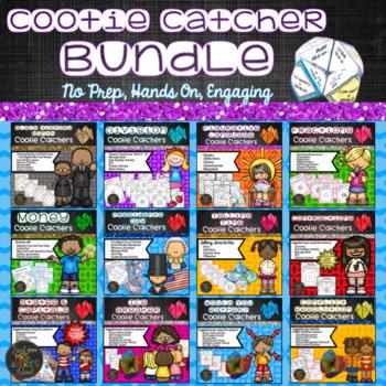 Cootie Catcher Growing Bundle