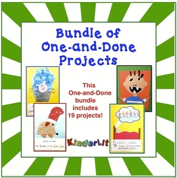 Growing Bundle of One-and-Done Projects