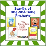 Growing Bundle of One and Done Projects