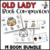 """Growing Bundle of Printables: Book Companion """"There Was an"""
