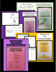 Growing Bundle of Secondary Math Foldables and Worksheets