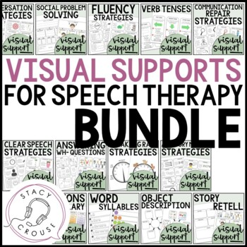 Growing Bundle of Visual Supports