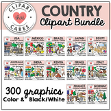Country Clipart Bundle by Clipart That Cares