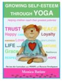 Character Education and Social Skills - Growing Self-Esteem through Yoga